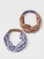 2 Pack Offcut Organic Headband