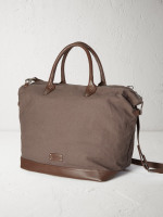 Gavin Canvas Holdall