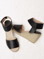 Luna Espadrille Wedge Sandal
