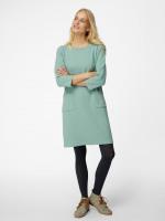 Brooke Textured Jersey Dress