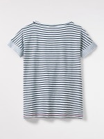 Summer Stripe Jersey Tee