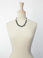 Leaf Bead Necklace