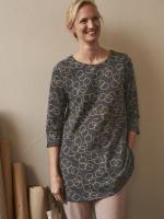 Emmy Print Jersey Tunic