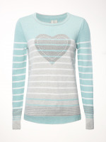 Heart Novelty Jumper