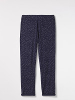 Katie Printed Jersey Pant