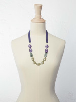 Brooklyn Bead Necklace