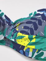Tropical Daze Twist Bandeau