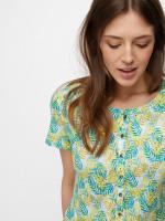 Krissie Linen Jersey Shirt