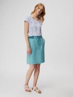 Budlea Linen Skirt