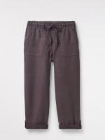 Tianna Linen Crop Trouser