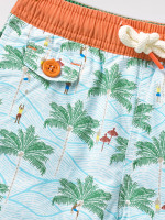 Paradise Print Swim Short