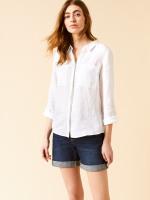 Clara Linen Shirt