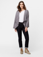 Short Wool Blend Jacket