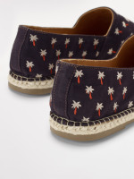Palm Tree Espadrille