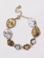 Melissa Mixed Metal Bracelet