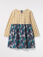 Mismatch Dress