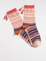 Tassel Detail Sock