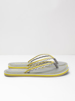 Fliss Leather Flip Flop