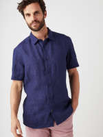 Riverside Linen Shirt
