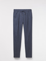 Soft Heathered Trouser