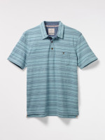 Veldriff Jacquard Stripe Polo