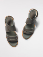Mina Leather Sandal