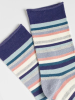 Sparkle Stripe Socks 2 Pack