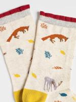 Woodland Walk Sock