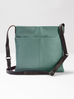 Issy Leather Crossbody Bag