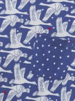 Flying Geese Jersey Nightie