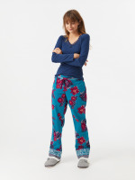 Midnight Bloom PJ Bottom