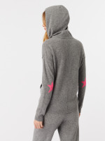 Cashmere Laura Lounge Hoodie