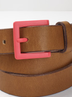 Poppy Leather Belt