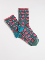 Star Crest Sock