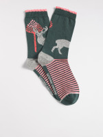 Stag Sock