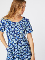 Reese Cotton Poplin Dress
