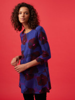 Whimsical Spot Jersey Tunic