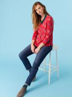 Cynthia Print Jersey Shirt