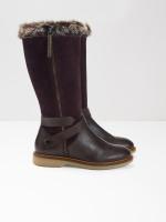 Annie Mid Faux Fur Boot