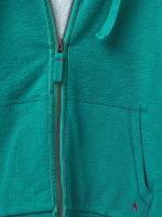 Fleece Lined Zip Thru