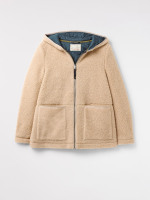 Coldest Day Sherpa Coat