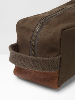 Jack Canvas Washbag