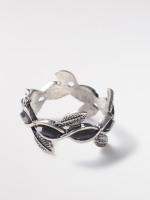 Jennie Leaf Ring