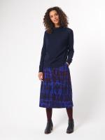 Bobbi Velvet Skirt