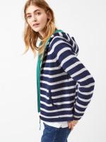 Flip Stripe Reversible Hoody