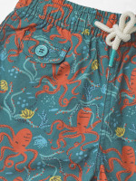 Octo Print Swim Short