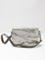 Mini Susie Metallic Crossbody