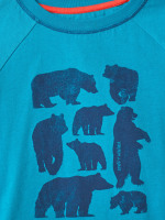 Bear Placement Jersey Tee