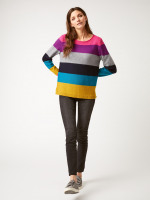Rainbow Stripe Jumper