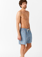 Octigeo Print Swim Short